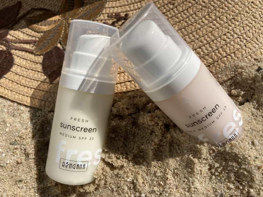 Ringana Fresh Sunscreen Sonnenschutz